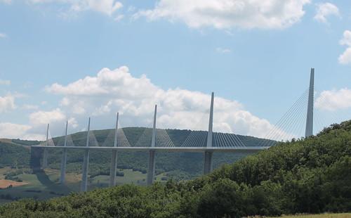 The Viaduc de Millau