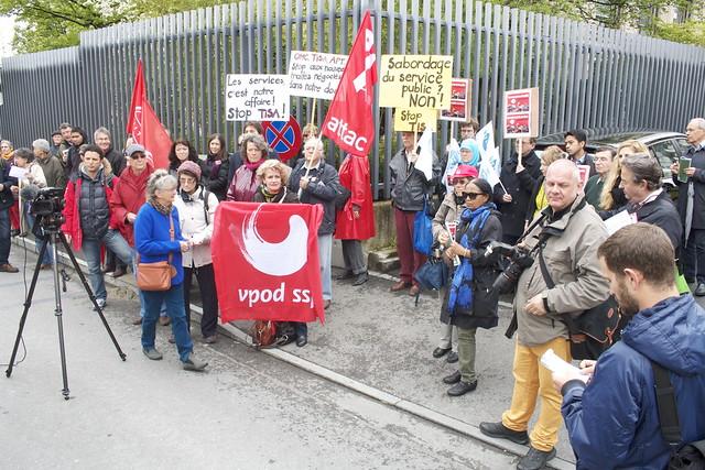 No Trade in public services