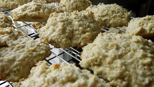 Lime Coconut Cream Cheese Cookies 11