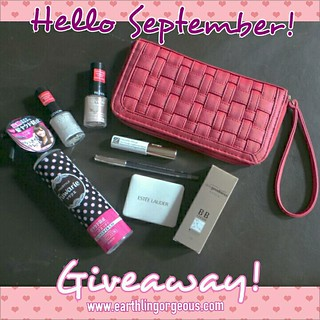Hello September 2013 Giveaway