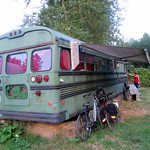 Duck Creek Farm Cozy Bus