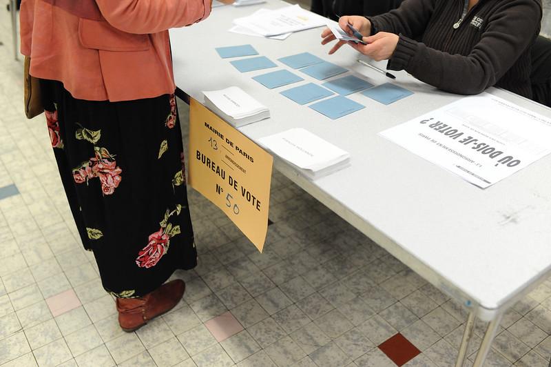 Le second tour de la Présidentielle - Bureaux de vote - © Razak