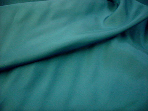 teal bemberg rayon lining