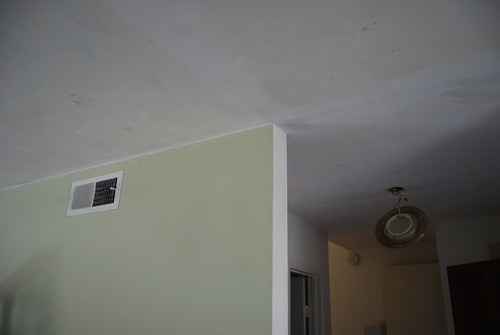 Popcorn free ceiling 2