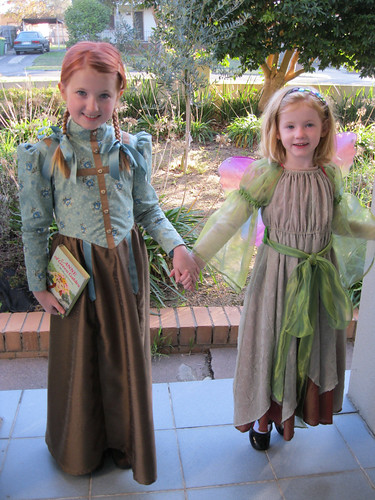 Anne of Green Gables and Silky of the Magic Faraway Tree