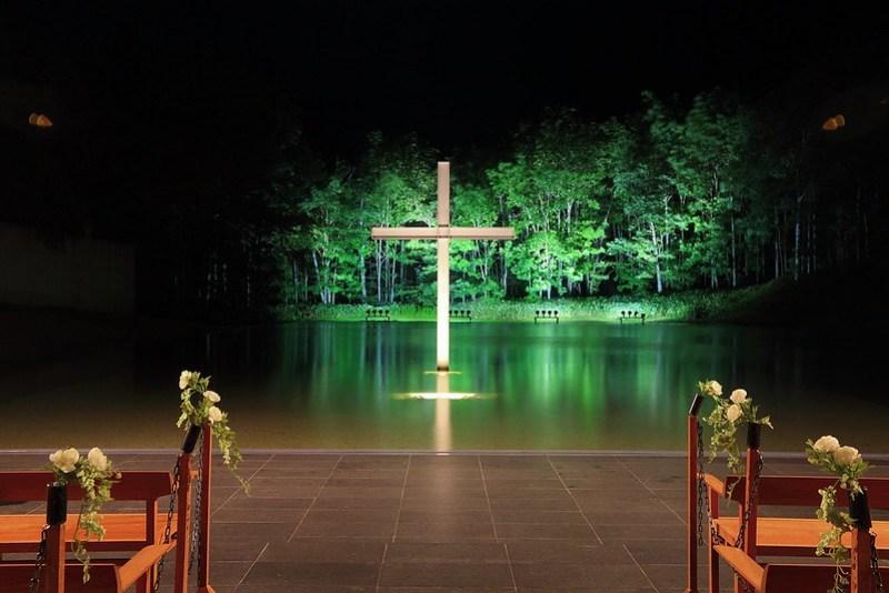 光之聖影‧水之教堂