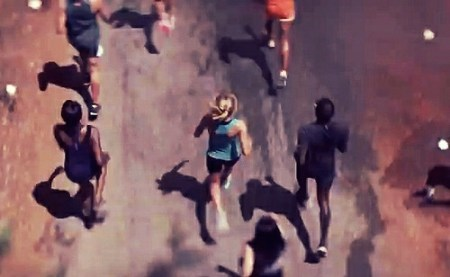 Camapaña Nike Just do it - running