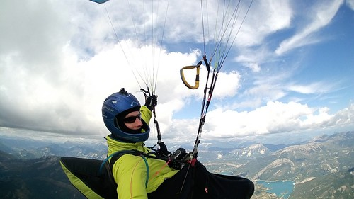 About me | Advance paragliders in the West Country