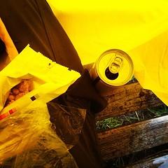 Rain Cape Tent