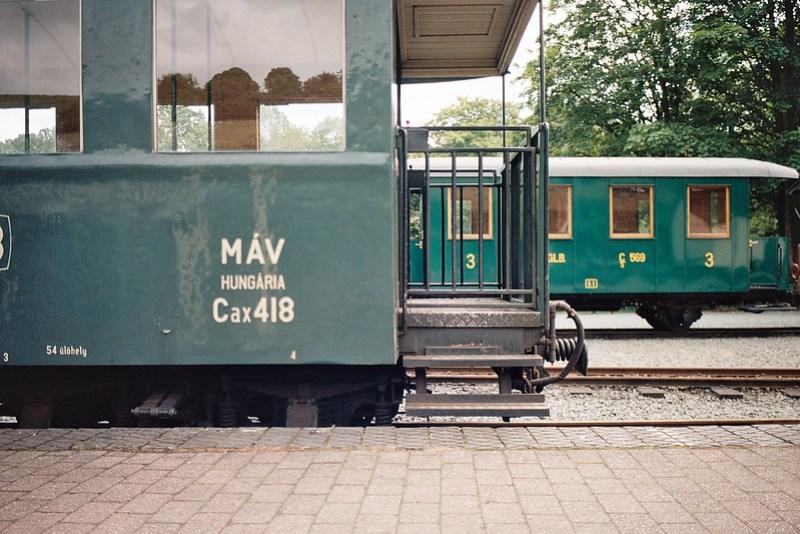 llanfair caereinion train station