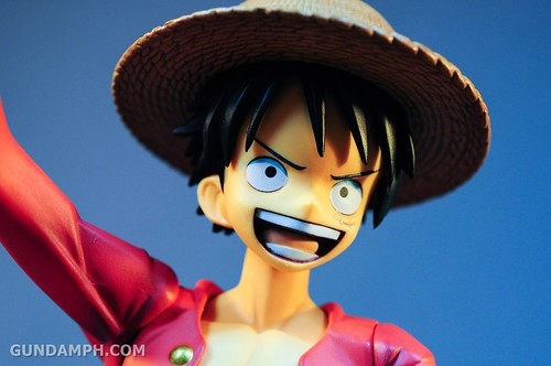 Monkey D. Luffy - P.O.P Sailing Again - Figure Review - Megahouse (40)