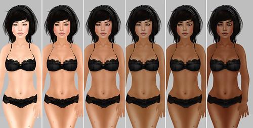 Cristina All Skintones