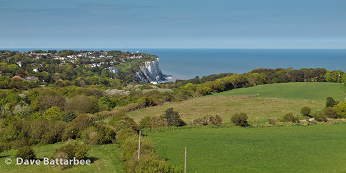 View from South Foreland Lighthouse, Dover