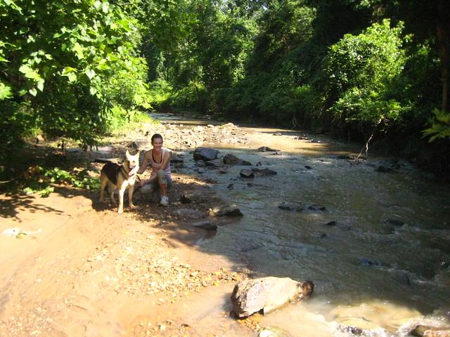 Rivanna Trail hike