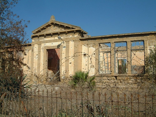 The Buffer Zone of the Historic Centre of Nicosia, CYPRUS