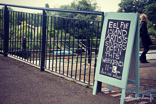 eel pie island