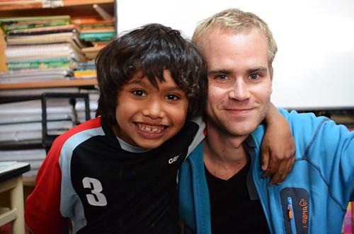 Rodrigo and me