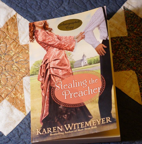 "Book Review: ""Stealing the Preacher"" by Karen Witemeyer"