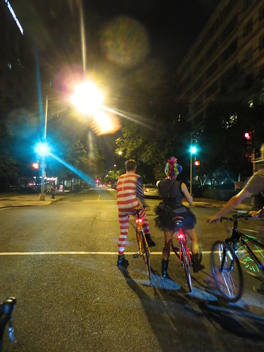 DC Bike Party: The Frontal Lobe