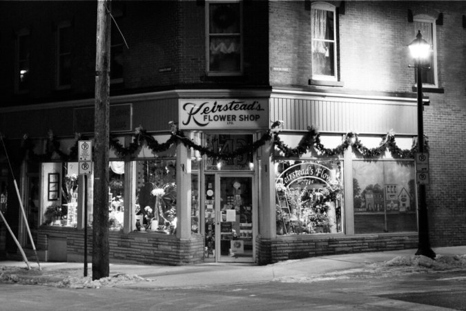 Saint John : Keirstead's Flower Shop on Princess