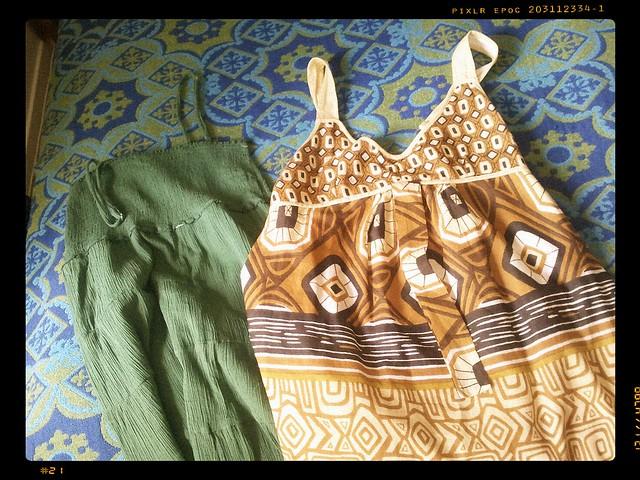 Mina klänningar