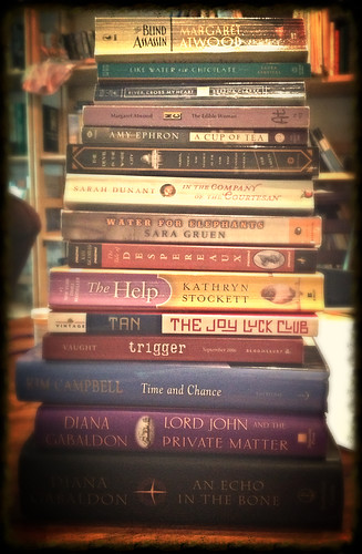 May, 2013, book haul #2