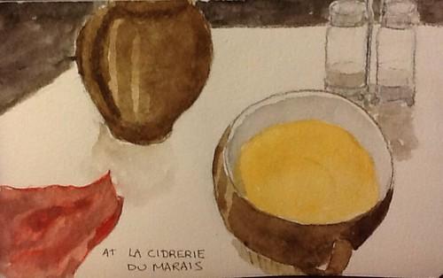 La Cidrerie du Marais by Lionel G King