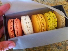 5 Piece Box of Macaroons - Dominique Ansel, SoHo