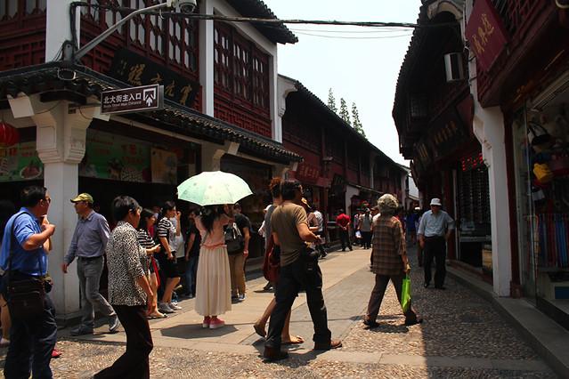 Qibao ancient village - Shanghai