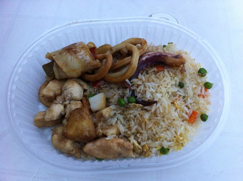 Chinese food in Buenos Aires