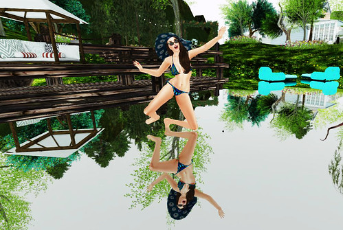 Messing About on the Water by Lexia Barzane (www.lexiabarzane.com)