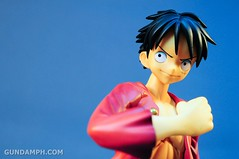 Monkey D. Luffy - P.O.P Sailing Again - Figure Review - Megahouse (45)