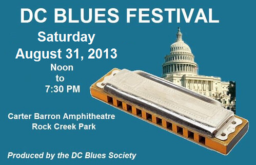 2013 DC Blues Festival