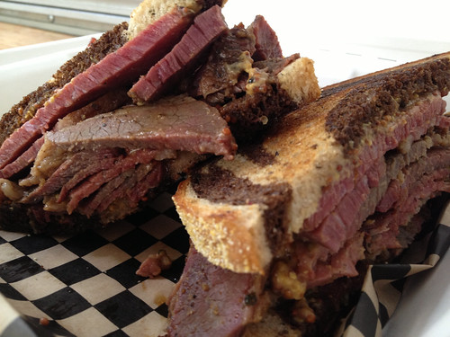 Pastrami on Rye from Steak Your Claim