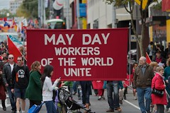 May Day - Workers of the World Unite