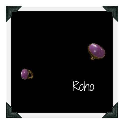 Maxi Gossamer Roho Rings
