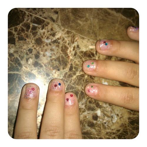 Tiny nails