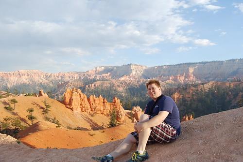 Kevin Earl at Bryce Canyon National Park