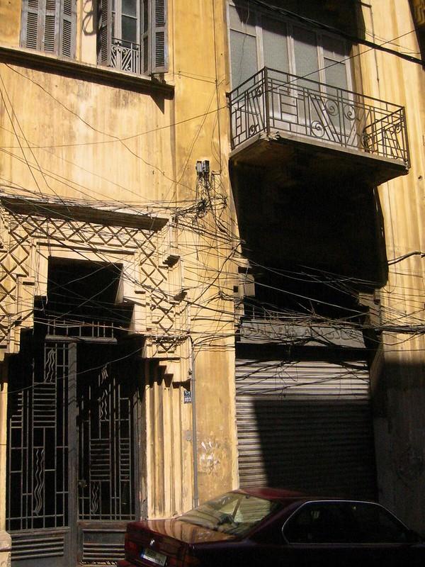 Beyrouth - Août 2004