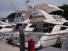 Boat Asia 2012, Marina @ Keppel Bay