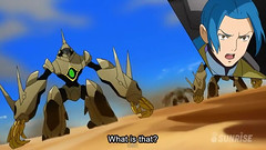 Gundam AGE 3 Episode 31 Terror! The Ghosts of the Desert Youtube Gundam PH 0025