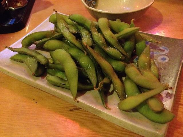 Edamame - Miyabi Japanese Cuisine