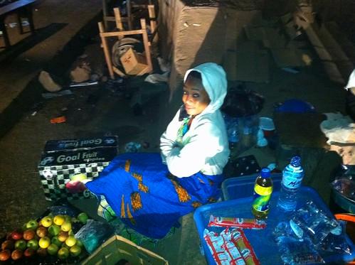 Buying Refreshments In Lokoja, Kogi State Nigeria by Jujufilms