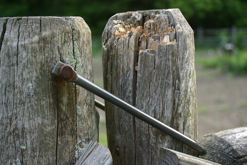 Fence post