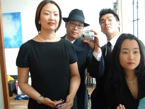 2008 - A Group Selfie