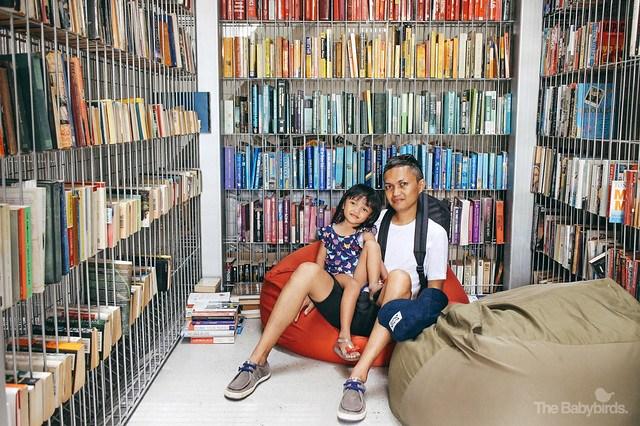 Architect-Tour : L45 Library