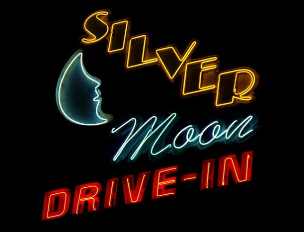 Silver Moon Drive-In - 4100 New Tampa Highway, Lakeland, Florida U.S.A. - February 21, 2015