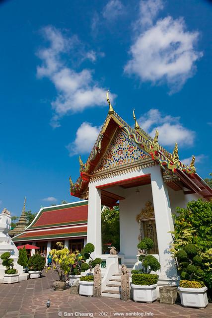 Wat Pho Temple  臥佛寺