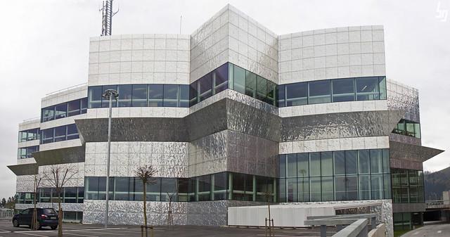 Edificio de Seguridad Ciudadana en Miribilla