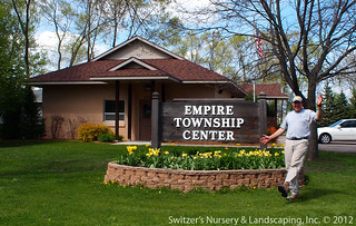 Landscape Designer Glenn! Switzer in Empire, Minnesota